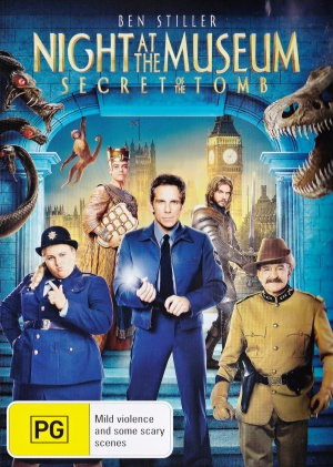 Night at the Museum: Secret of the Tomb 1511x2122