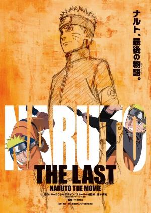 The Last: Naruto the Movie 1063x1503