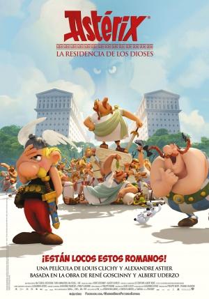 Asterix im Land der Götter 1984x2835