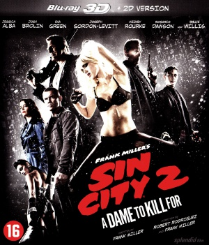 Sin City: A Dame to Kill For 1496x1748
