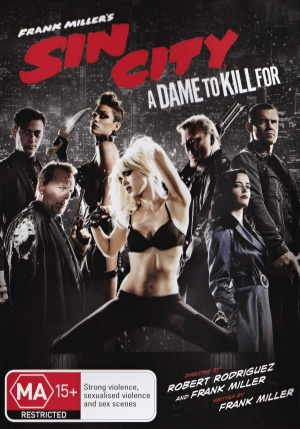 Sin City: A Dame to Kill For 1496x2141