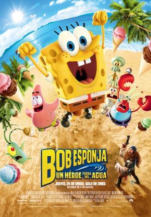 The SpongeBob Movie: Sponge Out of Water 2100x3000