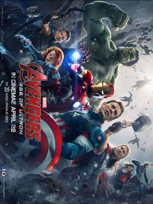 Avengers: Age of Ultron 1206x1609