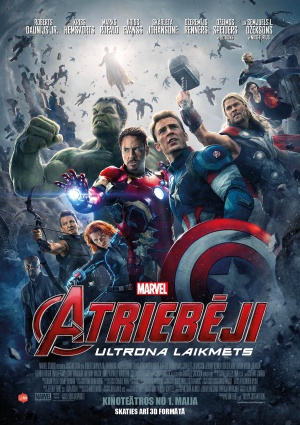 Avengers: Age of Ultron 1200x1699