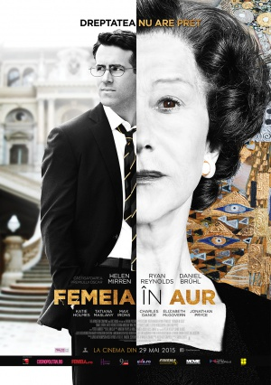 Woman in Gold 992x1408