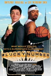 #Lucky Number poster