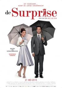 De surprise poster