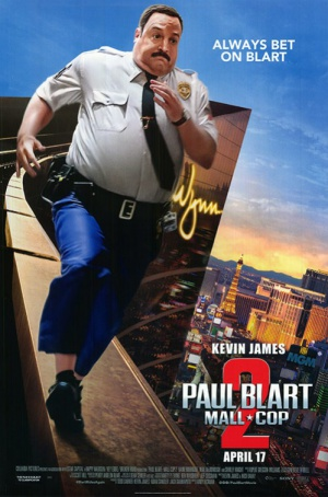 Paul Blart: Mall Cop 2 499x755