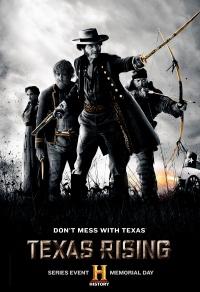 Texas Rising poster
