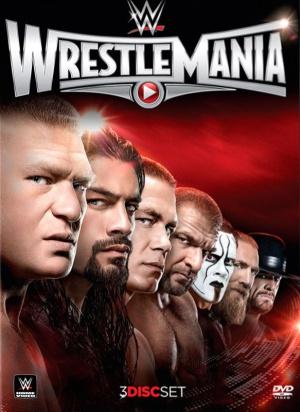 WrestleMania 583x800