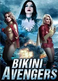 Bikini Avengers poster