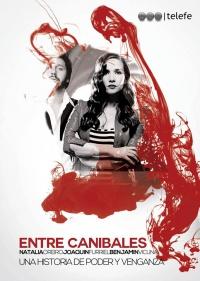 Entre caníbales poster