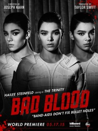 Taylor Swift: Bad Blood poster