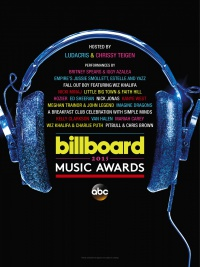 2015 Billboard Music Awards poster