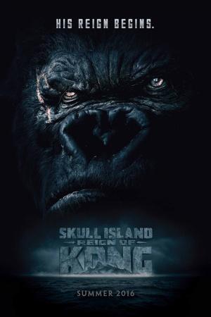 Kong: Skull Island 1280x1920