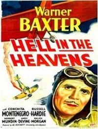 Hell in the Heavens poster