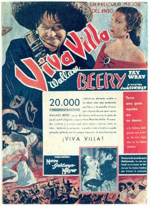 Viva Villa! 1095x1508