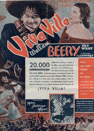 Viva Villa! 655x917