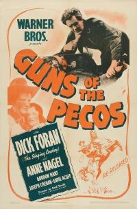 Guns of the Pecos poster