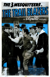 The Trail Blazers poster
