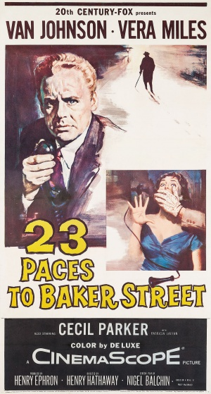 23 Paces to Baker Street 1596x2976