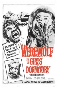 Ghoul in a Girl's Dormitory poster