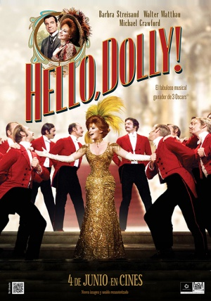Hello, Dolly! 561x800