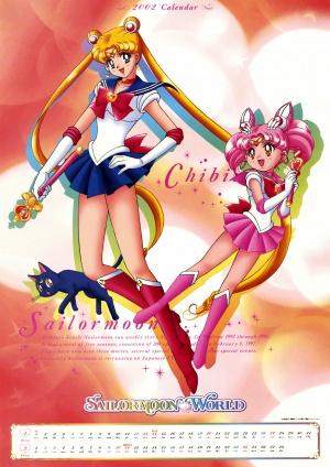 Sailor Moon - Das Mädchen mit den Zauberkräften 3284x4644
