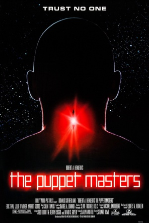 The Puppet Masters 1989x2963