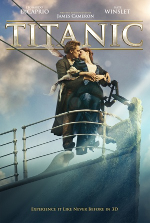 Titanic 3370x5000