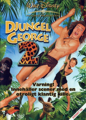 George of the Jungle 2 1520x2124