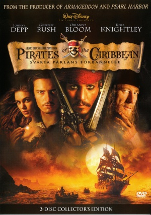 Pirates of the Caribbean: The Curse of the Black Pearl 1515x2156