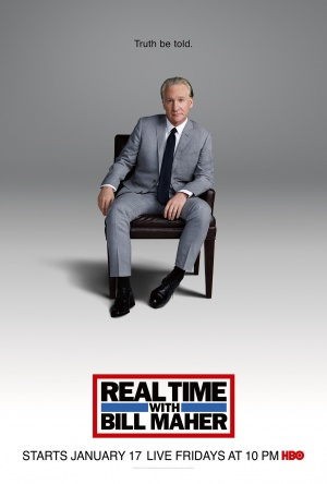 Real Time with Bill Maher 1519x2250