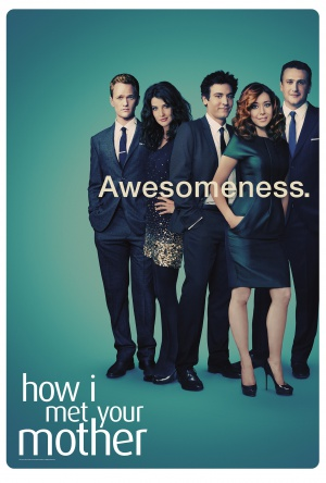 How I Met Your Mother 1519x2250
