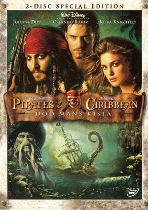 Pirates of the Caribbean: Dead Man's Chest 1524x2164