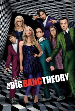 The Big Bang Theory 3385x5000