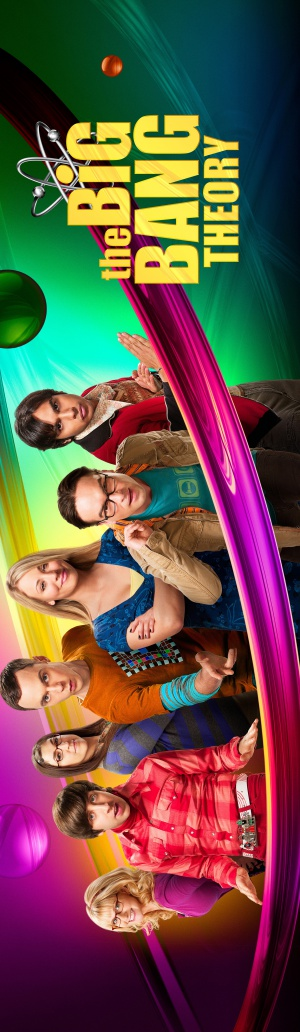 The Big Bang Theory 1454x5000