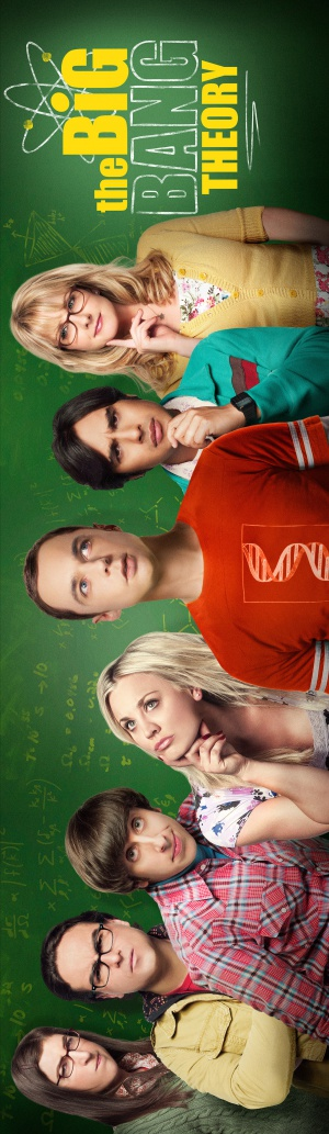The Big Bang Theory 1372x4724