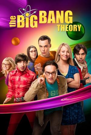 The Big Bang Theory 3368x5000