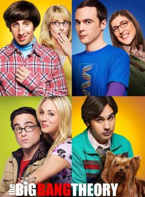 The Big Bang Theory 3684x5000