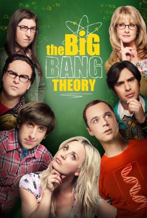 The Big Bang Theory 3365x5000