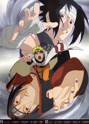 Naruto Shippuden 2989x4143