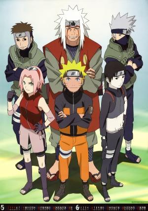 Naruto Shippuden 2987x4267