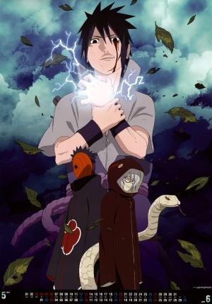 Naruto Shippuden 3497x5000