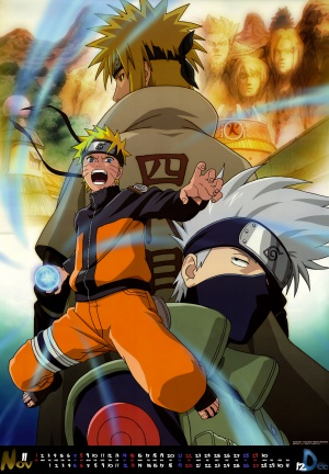 Naruto Shippuden 2152x3100