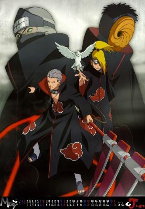 Naruto: Shippûden 2151x3097