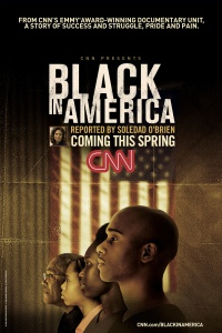 CNN Presents: Black in America poster