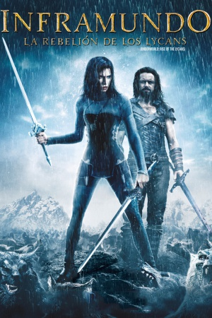Underworld: Rise of the Lycans 667x1000