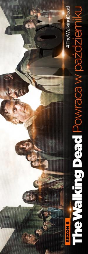 The Walking Dead 1747x5000