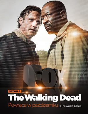 The Walking Dead 2550x3300